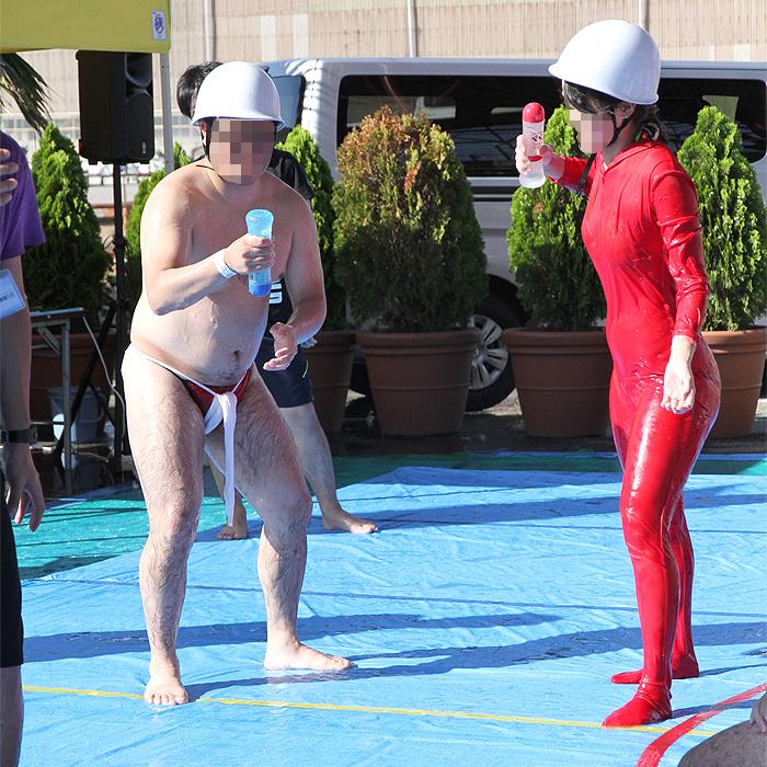 【2015年7月26日(日)大阪開催】 ローション大運動会に体験取材してきました! 【後編】