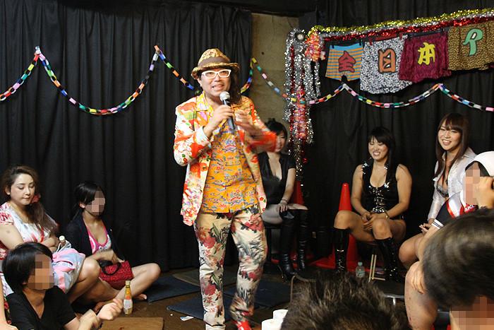 【画像多数】 第二回全日本アナル選手権レポート。アナルは宇宙(コスモ)だ! 【前編】