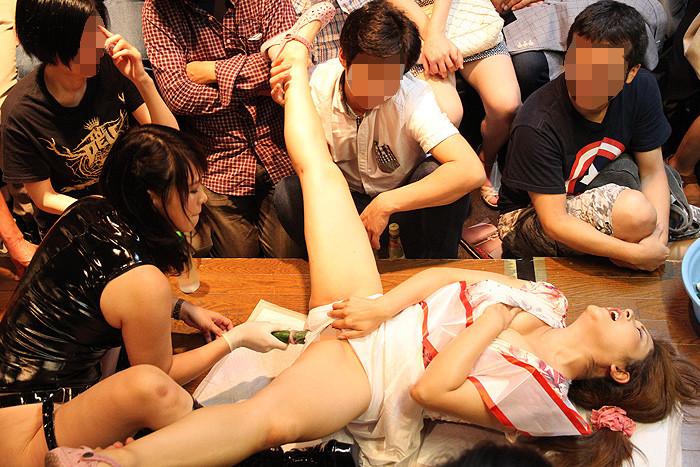 【画像多数】 第二回全日本アナル選手権レポート・アナルは宇宙(コスモ)だ! 【中編】