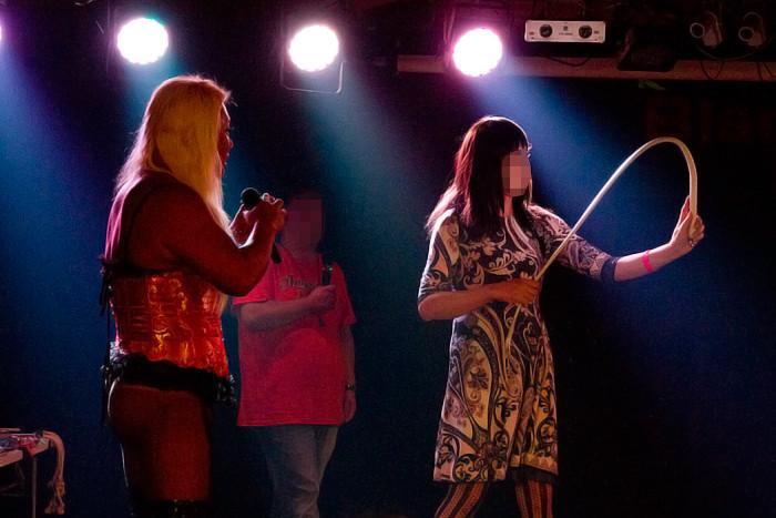 第4回 鞭vs鞭《光と影》<br>スポーツ鞭とSM鞭、似て非なるもの同士の熱き戦い! 【大阪西天満】