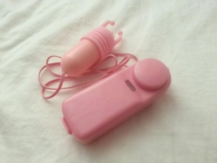 人妻まみのおもちゃレビュー<br />@UFO姫