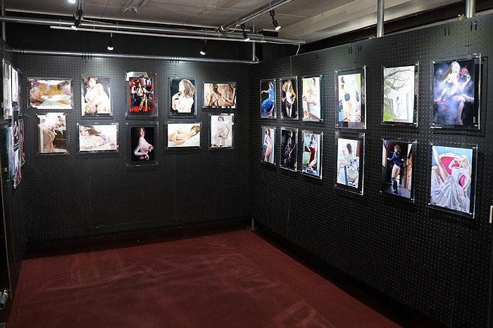 SAKITANさんの個展リアルラブドール写真展2019 「無垢の器」に伺いました。