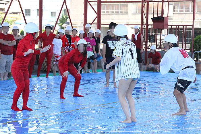【2015年7月26日(日)大阪開催】 ローション大運動会に体験取材してきました! 【前編】