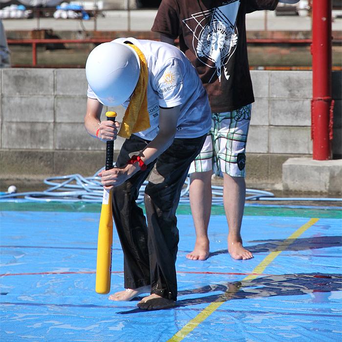 【2015年7月26日(日)大阪開催】 ローション大運動会に体験取材してきました! 【中編】