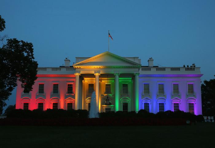米連邦最高裁 全州で同性婚を認める判断