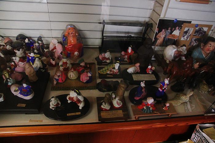 かなまら祭で有名な金山神社を見学してきました