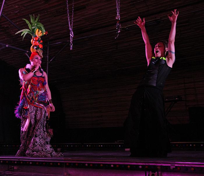 Salon de Paraphile 6 -サロン・ド・パラフィル6- SMフェティッシュパーティーをレポート(大阪・味園ユニバース) 【後編】