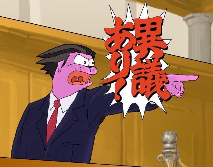 ユニーク傑人列伝#2 【店長 ~好転裁判~】