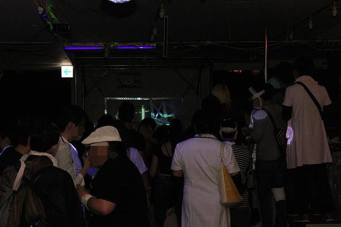 医療系フェティッシュパーティー ホスピタル ゴーゴー vol.13に出店しました! 【大阪・道頓堀】