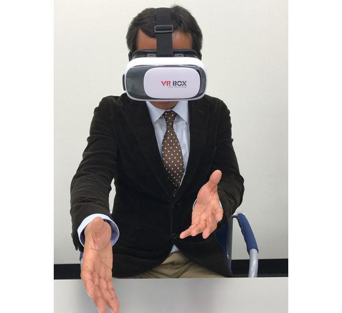 アパレル業界出身の店長が挑む! VRと風俗の融合とは!?