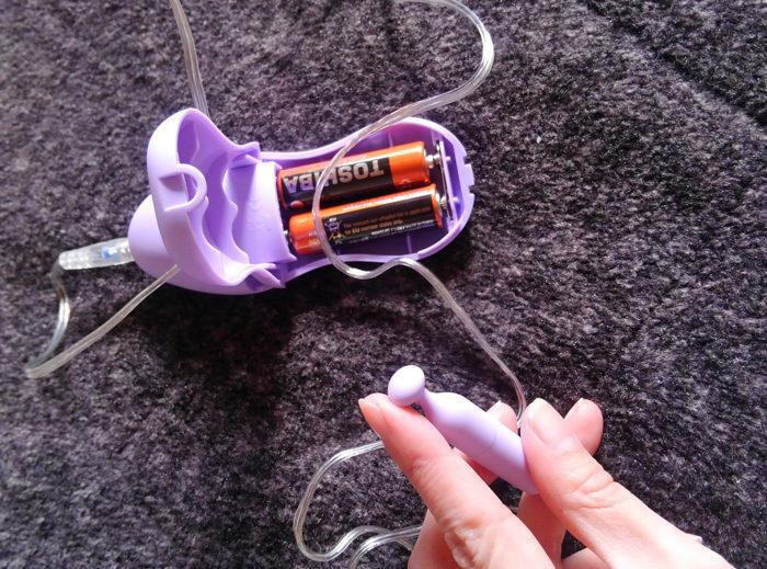 フジノさんのおもちゃレビュー <br>@Dr.バーマンズ マイクロバレットローター
