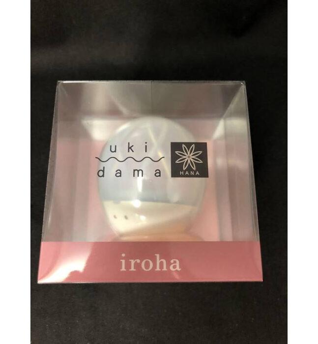 人妻ナース淫夢ちゃん大人のおもちゃレビュー「iroha ukidama」